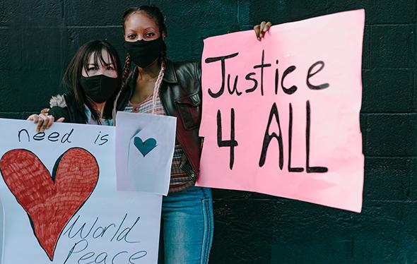 justice for all poster