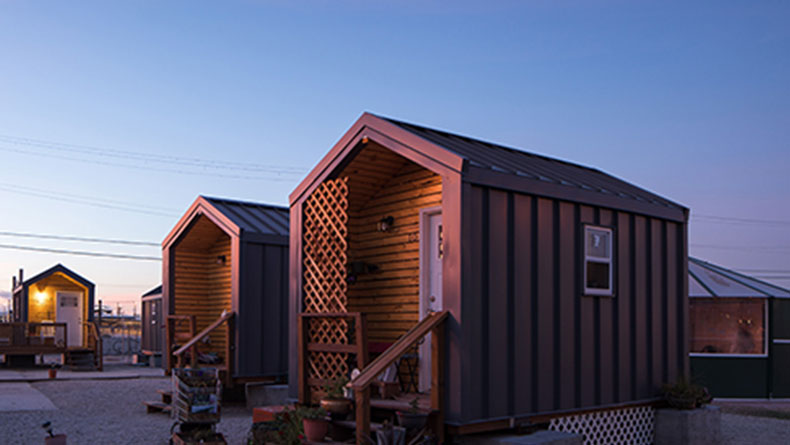 Tiny Homes Big Impact